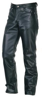 Steerhide Leather Jeans