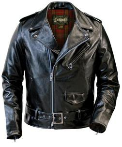Cowhide Motorcycle Jacket