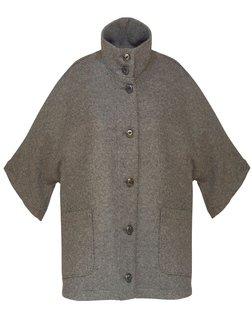 705W - Women's Wool Jacket (Dark Oxford Grey)