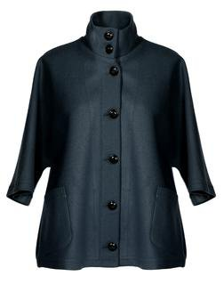 705W - Women's Wool Jacket (Black)