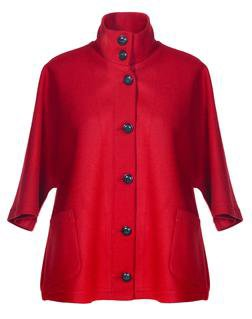 705W - Women's Wool Jacket (Red)