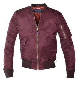 928J - Nylon Flight Jacket