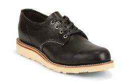 "M43BW - Chippewa 4"" Plain Toe Oxford - Limited sizes"
