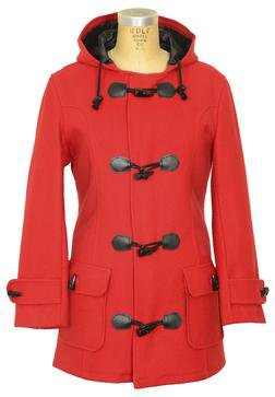 D742W - Women's Duffle Coat