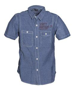 US5024 - Work Shirt with Eagle Design