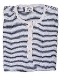K502 - Men's Henley Shirt (Natural)