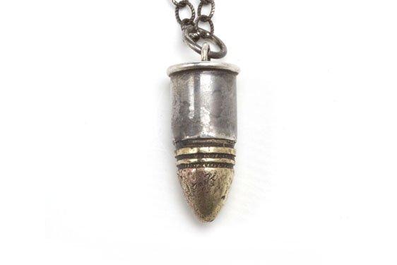 NRIMB - Rimfire Bullet Necklace