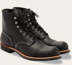 """R3366W - Red Wing Women's 6"""" Iron Ranger Boot"""