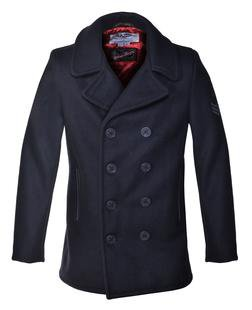 SJPEA - Sailor Jerry Naval Peacoat