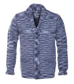 SW1505 - Space Dyed Shawl Cardigan