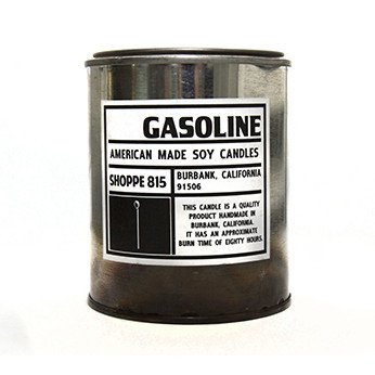 CNDL1 - Tin Candle-Candles (Gasoline)
