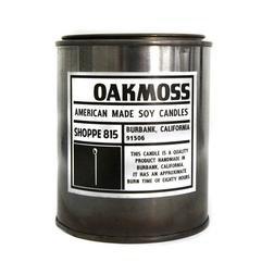 CNDL1 - Tin Candle (Oak)