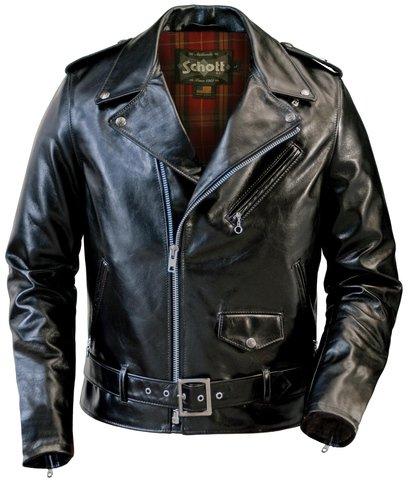 Cowhide Motorcycle Jacket