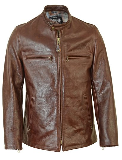 660 - Fitted Cafe Racer Jacket